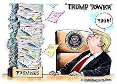Drawn To The News Donald Trump Wins Presidency 50