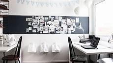 Büro Einrichten Ideen - auf dieser wand im arbeitszimmer ist jede menge platz f 252 r