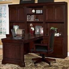 home office furniture wall units rue de lyon peninsula desk wall unit by wynwood home