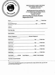 free printable family reunion letters first letter registration form june 13 letter family