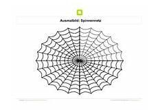 Malvorlagen Spinnennetz Ausmalbilder Kostenlose Ausmalbilder