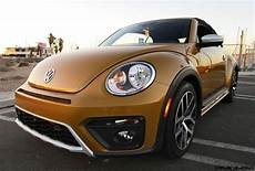 2017 vw beetle dune cabriolet road test review by ben
