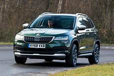 new skoda karoq scout 2019 review auto express