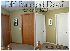 mobile home interior door makeover mobile home doors thrifty artsy from hollow bore to a beautiful