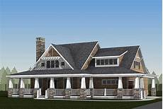 craftsman style house plans with wrap around porch storybook country house plan with sturdy porch in 2020