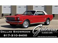 1966 Ford Mustang For Sale On ClassicCarscom  60 Per Page