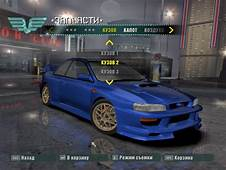 Need For Speed Carbon Subaru Impreza 22B STi  NFSCars