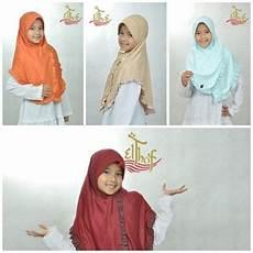 Jilbab Elzata Anak Sekolah Jaman Sekarang Model Baju