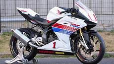 Cbr 250 Modif by Honda Cbr 250 Rr Versi Racing Hrc Keren Buat Gambaran