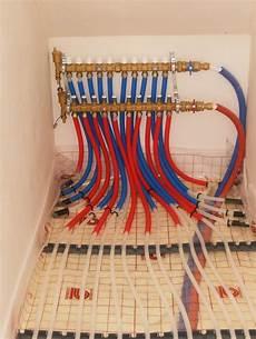chauffage au sol electrique notre construction tr 232 s basse energie 224 sars la buissi 232 re