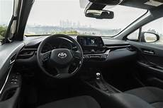 Another Tiny Suv No Awd For 2018 Toyota C Hr Subcompact
