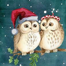 merry christmas owl images merry christmas owls winter free image pixabay