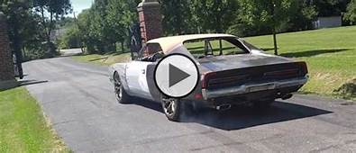 This Kid Swapped A Hellcat Motor Into 1969 Dodge Charger