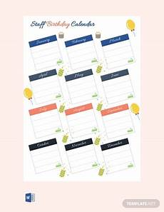 9 email birthday cards free sle exle format free staff birthday calendar template pdf word doc
