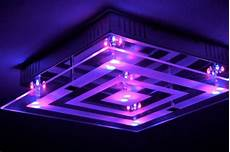 led rgb ceiling light colour changing mode remote design