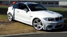 bmw 1er m coup 233 v10 550ps bmw 1 series 550 hp sounds