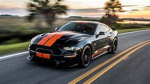 2019 Shelby Ford Mustang GT S 4K Wallpaper  HD Car