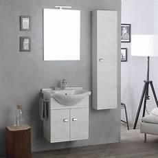 mobili colonna per bagno mobile salvaspazio completo sospeso per bagno in rovere