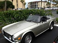 buy used 1974 triumph tr6 convertible in jacksonville