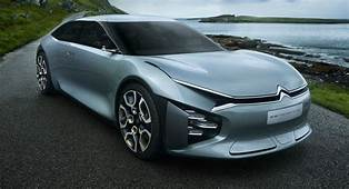 Citroen Is Bringing Two New Concept Cars At Paris  Carscoops