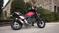 motosx1000 test suzuki sv650