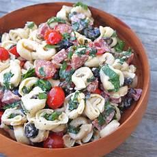 Tortellini Salat Rezept - the alchemist tortellini salad