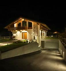 illuminazione casa esterno illuminazione led esterni outdoor casa legno4ok brillamenti