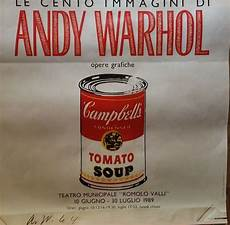 Andy Warhol After Shopping Bag Poser Cbell S