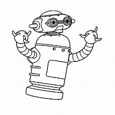 Ausmalbilder Coole Roboter Robots Kleurplaten Kleurplatenpagina Nl Boordevol
