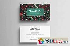 floral business card template photoshop floral 187 page 7 187 free photoshop vector stock