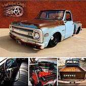 Classic Restomod Chevy Hot Rat Street Rod No Air Ride
