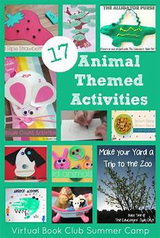 animal themed worksheets 14062 17 book inspired animal themed activities for the educators spin on it