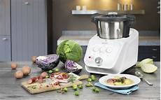 monsieur cuisine connect lidl application robots cuiseurs multifonctions la cuisine de plus en