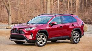 2019 Toyota RAV4 Hybrid Review SUV Sales Champ Gets An