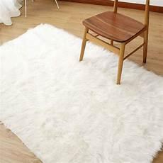 teppich fell 60x90cm schaffell teppich lange fell kaufen auf ricardo