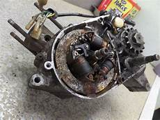 1972 yamaha lt2 100 engine motor bottom end stator crank transmission gears and other used