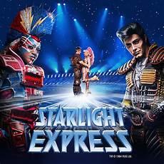 Starlight Express Gutschein - starlight express gutscheinpaket mit cd buch