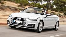 Audi A5 Cabriolet 2 0 Tdi 2017 Review By Car Magazine