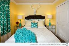Yellow Grey And Blue Bedroom Ideas by 15 Gorgeous Grey Turquoise And Yellow Bedroom Designs