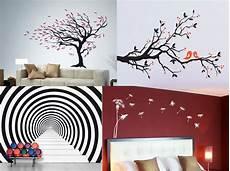 disegni per pareti soggiorno adesivi murali per le pareti soggiorno stencils
