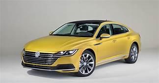 Chicago Auto Show Volkswagen Reveals 2019 Arteon Mid Size
