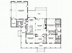 eplan house plans eplans cottage house plan calabash cottage 2553 square