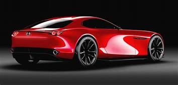 Automotive News NZ  Mazda's Rotary Vision Of The Future