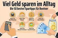 Geld Sparen 50 Tipps F 252 R Rentner F 252 R Mehr Geld Im Alltag
