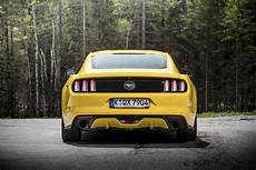 ford sold 15 000 mustangs in europe last year carscoops