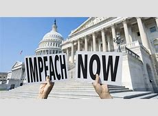 what are the four steps of impeachment