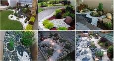 Garten Mit Steinen Gestalten Und Dekorieren Nettetipps De