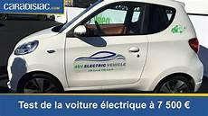 valeo voiture electrique caradisiac a essay 233 la voiture 233 lectrique de valeo 224 7 500