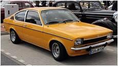 Opel Kadett C Coup 233 1973 1977 Oldtimer Treffen