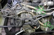 tausch der benzinleitungen beim mv einspritzer wbx